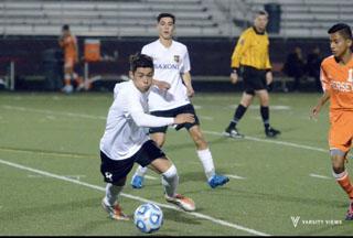 Boys Soccer Seeks MSL Championship