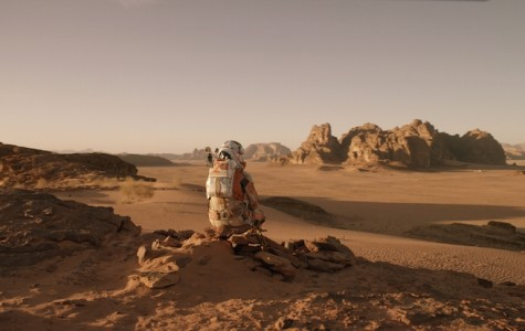The Martian: 2015's Space Mission Film