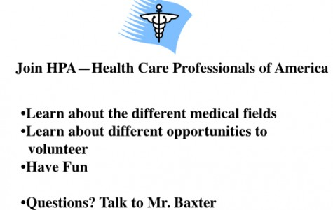 Health Care Professionals of American Club