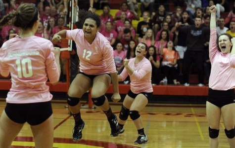 Saxon volleyball: A season of challenges