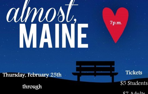 "SHS Theatre Presents ""Almost, Maine"""