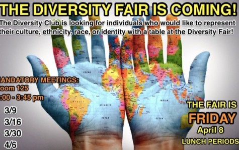 The Diversity Fair is Coming!