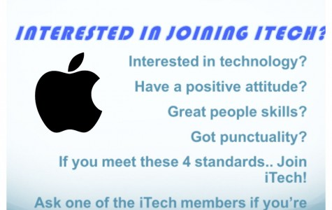 Interested in Joining iTech?
