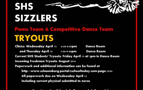 Poms and Dance Team Tryouts