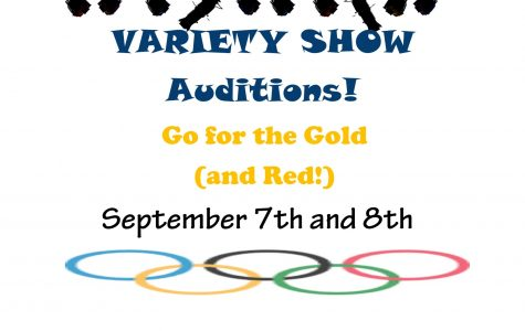 Variety Show Auditions