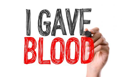 Annual Winter Blood Drive This Friday!