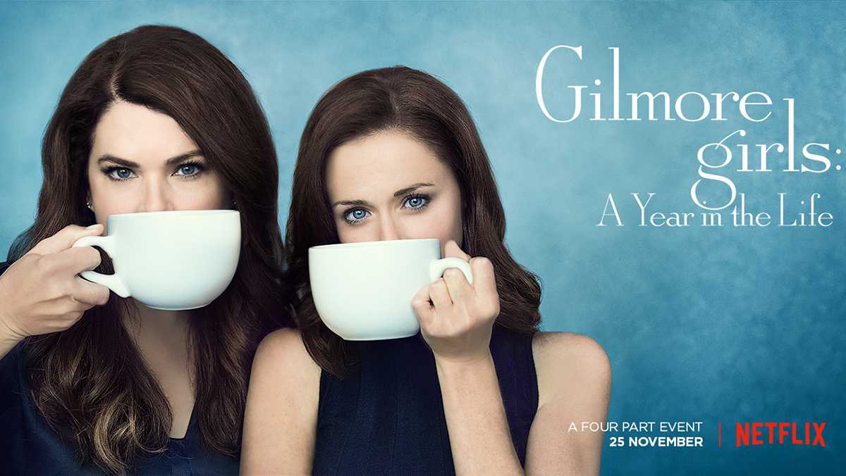 Netflix has release a four part installment of the hit television show Gilmore Girls.