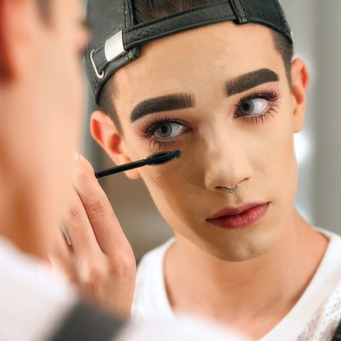 James Charles, a 17 year old makeup artist, became Maybelline's first male spokesperson.