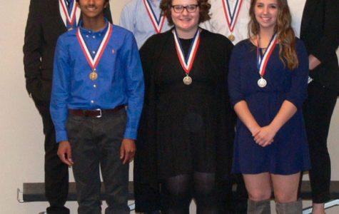 BPA students chase success