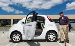Driverless cars helping the elderly