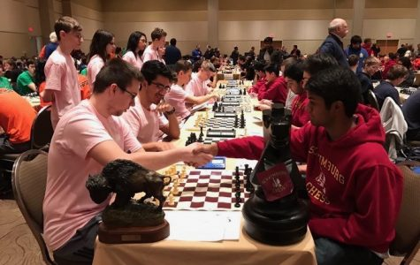Checkmate. Chess team looks to advance