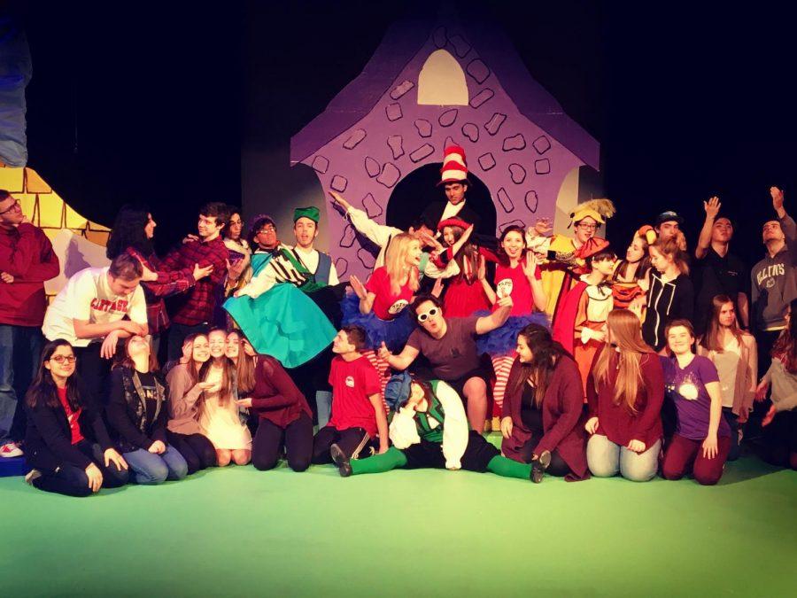 SHS theatre seussifies