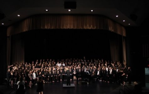 Choir supports pediatric cancer patients through music