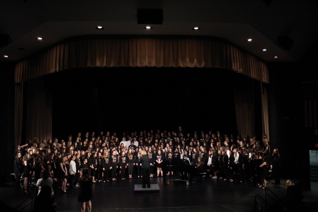 The+SHS+choir+joined+with+students+from+Addams%2C+Keller%2C+and+Frost+Junior+Highs+on+stage+