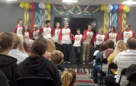 Improv troupe brings the laughs