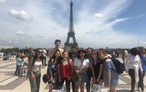 World language students travel around the world