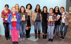 SHS Continues Tradition of Author Visits