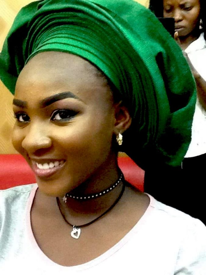 Ifeolorun+Adeboloa+came+to+SHS+for+her+Sophomore+year+from+her+native+Nigeria.+