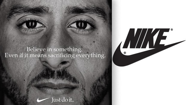Nike reports a 31% sales increase despite backlash over their decision to use Colin Kaepernick as the face of their new ad campaign.