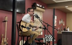Open Mic Night Offers Musical Sanctuary