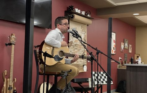 Open mic offers musical sanctuary