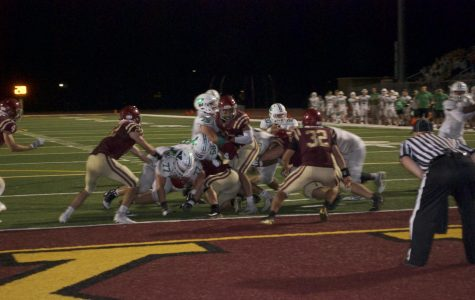Saxons Begin Hopeful Playoff Run