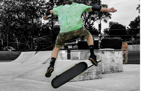 Why Wear It If You Don't Skate?