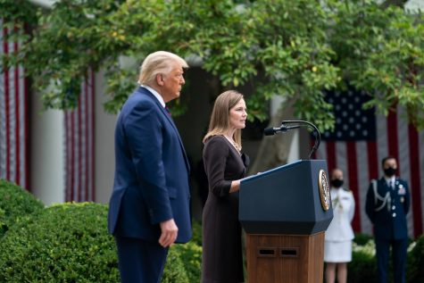 Amy Coney Barrett is President Trump