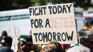 Social engagement and activism increased during mandated quarantine.