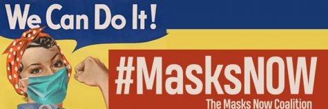 The Center of Disease Control continues to recommend mask usage in indoor public spaces.