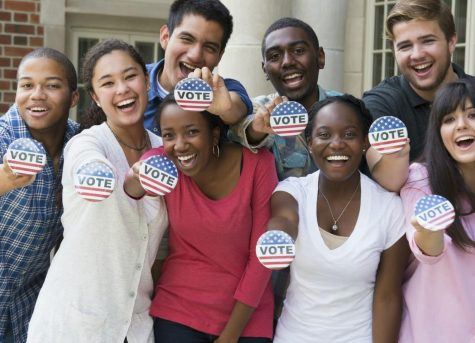 Young voters came out in record numbers for this election.